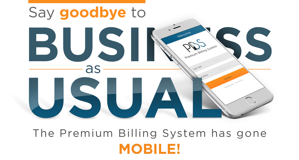 Insurance Installment Billing Software Mobile App