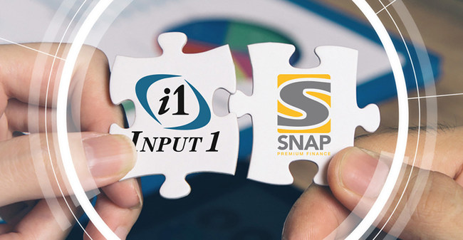 Record Growth Prompts SNAP Premium Finance to select Input 1's Insurance Premium Billing Software