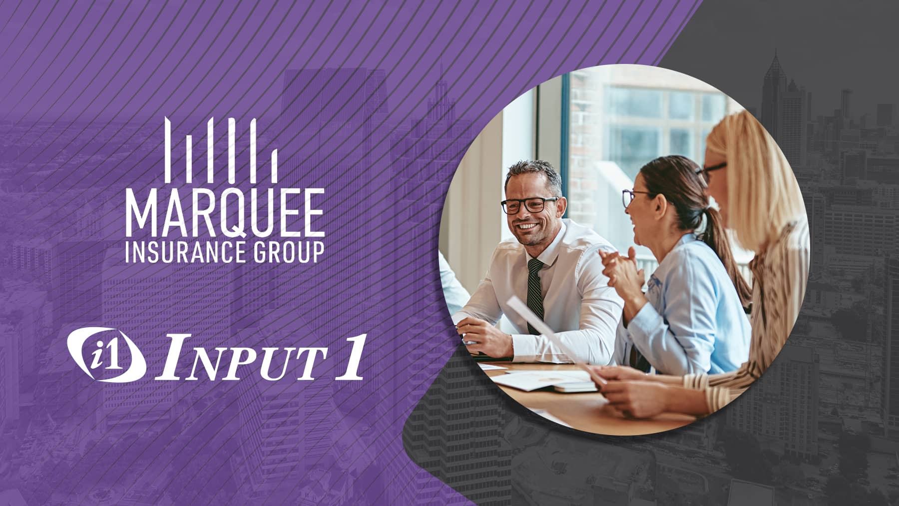 Marquee Insurance Group and their newly created subsidiary, PreFi, LLC, selects Input 1 as a servicing partner for its new Premium Finance Business