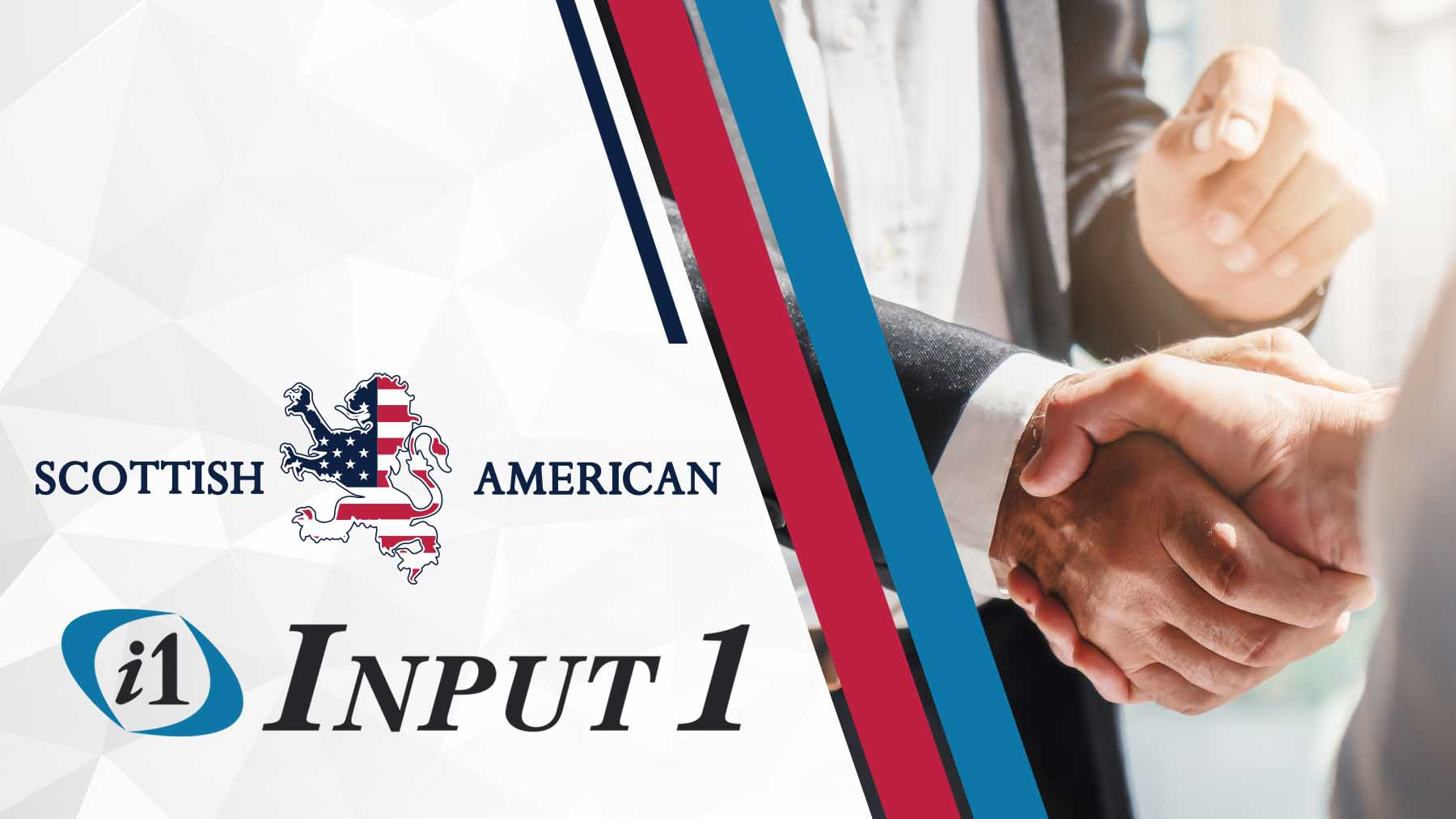 Scottish American Insurance General Agency chooses Input 1 as a servicing partner for its growing Premium Finance Business